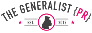 This is an image of the generalist PR logo.