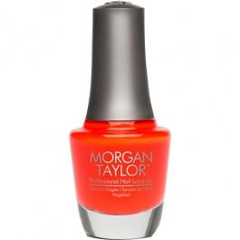Morgan Taylor Orange Crush