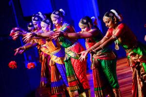 Natyaloka presents Margam Bharatanatyam Dance Recital. College of Education Auditorium, Dunedin, New Zealand. Sunday 24 August 2014. Photo: Chris Sullivan
